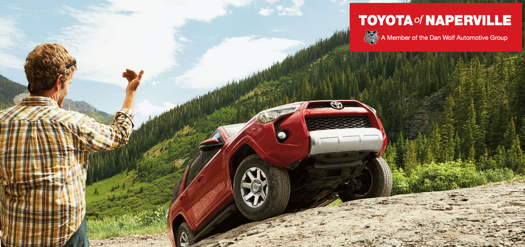 use of off-road systems for the Toyota 4Runner